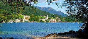 Abersee,Austria