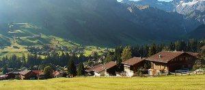 Adelboden,Switzerland