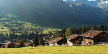 Adelboden,Switzerland