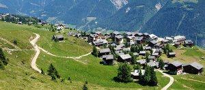Bettmeralp,Switzerland