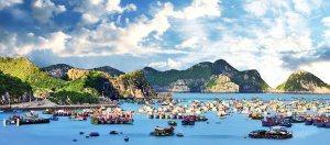 Cat Ba Island,Vietnam