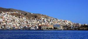 Ermoupoli,Greece
