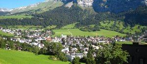 Flims,Switzerland