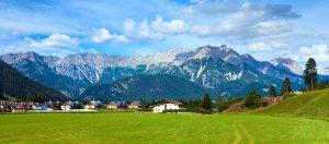 Gosau,Austria