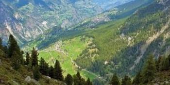 Grachen,Switzerland
