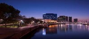 Hilton,Melbourne South Wharf, South Wharf, Melbourne, Australia