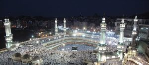 Mecca,Saudi Arabia