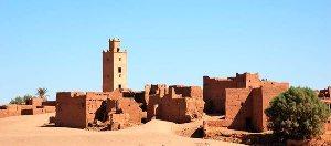 Mhamid, Morocco