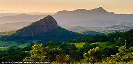 Mount Warning, Mt Warning, New South Wales, Australia