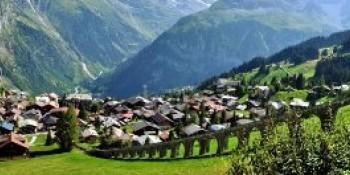 Murren,Switzerland