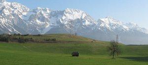 Obsteig, Austria