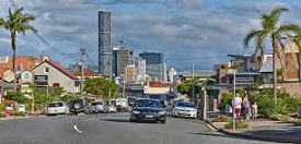 Paddington,Brisbane,Queensland,Australia