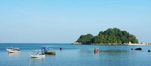 Pangkor Island,Malaysia