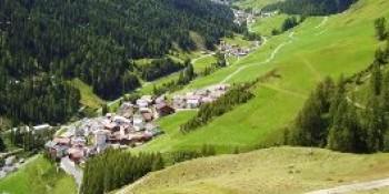 Samnaun,Switzerland