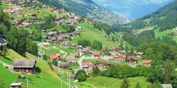 Val D'illiez,Switzerland