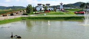 Wang Nam Khiao, Thailand