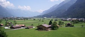 Wilderswil,Switzerland